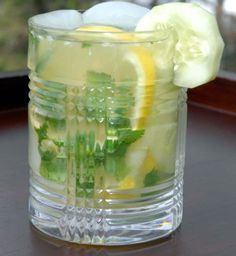 Летние напитки - летние напитки рецепты, безалкогольные коктейли рецепты, смузи для похудения