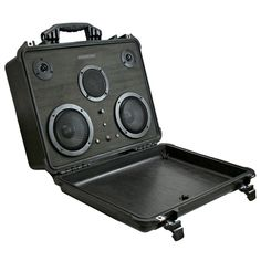 Pelican BoomCase - 100 Watts