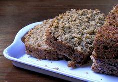 Para este Pan de Cereales y Legumbres Sin Gluten: Ni un poquito de harina o levadura.
