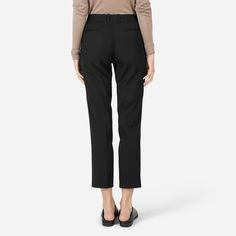 The GoWeave Crop Trouser - Everlane