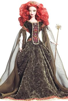 Deirdre of Ulster™ Barbie® Doll | Barbie Collector
