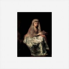 Anna Dorothea Therbusch · Autoritratto · 1777 · Staatliche Museen · Berlin