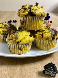 「かぼちゃとチョコのマーブルマフィン」小豆ん子 | お菓子・パンのレシピや作り方【cotta*コッタ】