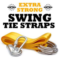 Extra Strong Swing Tie Straps with Metal Swing Tie Hanger... https://www.amazon.com/dp/B01K1U95JU/ref=cm_sw_r_pi_awdb_x_yrtwyb492NJ2H