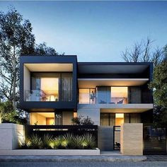 Architecture Discover New exterior modern house colors woods ideas House Front Design Modern House Design House Elevation Design Case Contemporary Decor Kitchen Contemporary Contemporary Apartment Modern Decor Contemporary Cottage House Front Design, Modern House Design, Modern House Facades, Style At Home, House Elevation, Modern Farmhouse, Farmhouse Style, Kitchen Modern, Modern Country
