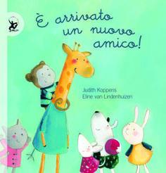 È arrivato un nuovo amico! Art For Kids, Crafts For Kids, Canti, Album Jeunesse, Book Cover Design, Art Projects, Dinosaur Stuffed Animal, Preschool, Christmas Ornaments