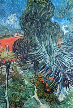 Gogh, Vincent Willem van 1890: Der Garten von Doktor Gachet in Auvers
