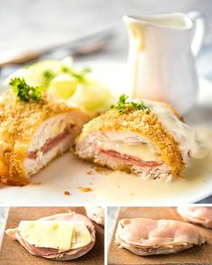 Recipe Tin Eats - Baked Chicken Corden Bleu