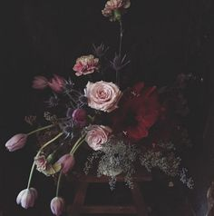 10 Best Florists To Follow on Instagram: James's Daughter Flowers