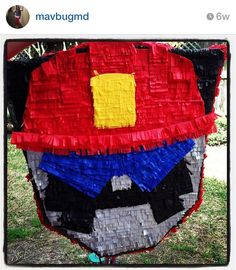 Rescue bots heat wave piñata