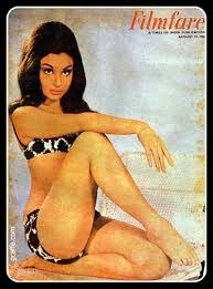 #SharmilaTagore was the first #bollywood #actress on come in bikni over a magazine cover #Filmfare #cinema #HindiMovies
