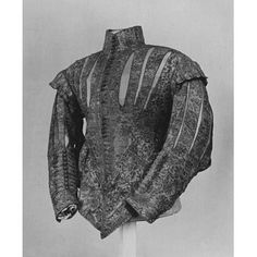 Doublet    Place of origin:  Britain, United Kingdom (made)   France (woven)    Date:  1625-1630 (made)