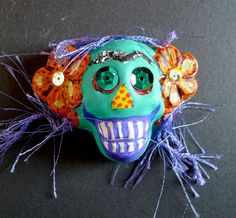 A Lesson for the Mexican Days of the Dead | SchoolArtsRoom | Art Education Blog for K-12 Art Teachers