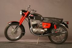 1966 Jawa 350 Californian motocycle