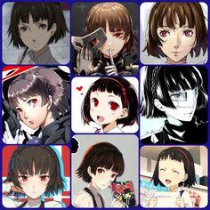 Persona 5 Game, Persona 5 Makoto, Makoto Niijima, 5 Rs, Shin Megami Tensei Persona, Akira, Game Art, Videogames, Cool Girl