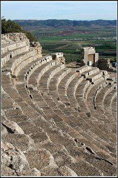 Roman ruins, Dougga, Tunisia | UNESCO World Heritage Site