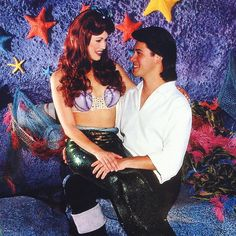 Going to start posting vintage 🧜🏻♀️🐠🦀 Disney Couples, Disney Parks, Prince Eric, Disney Face Characters, Ariel The Little Mermaid, Disney Cartoons, Vintage Disney, Girls Dream, These Girls