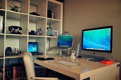 Apple workspace/office idea