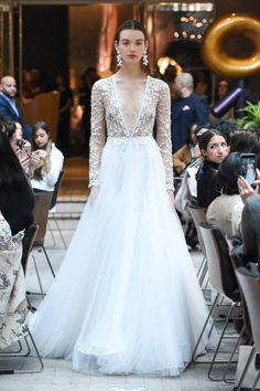 Sachin & Babi Bridal Spring 2018 Collection Photos - Vogue