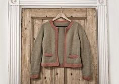 Jacket in Deramores Vintage Chunky (2005)
