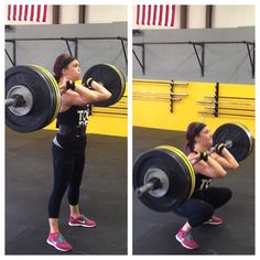 Max Front Squat today, 150 lbs. I'll take it for my first PR. #crossfit #crossfitgirls #frontsquat #girlsthatlift #tomboy #squat #fitness #fitspo #instafit @lifting_ladies - http://www.girlsworkhard.com/max-front-squat-today-150-lbs-ill-take-it-for-my-first-pr-crossfit-crossfitgirls-frontsquat-girlsthatlift-tomboy-squat-fitness-fitspo-instafit-lifting_ladies/