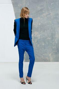 Tibi Pre-Fall 2013 Fashion Show - Dorothea Barth Jorgensen