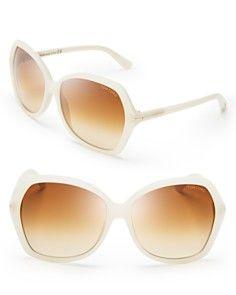 Tom Ford Carola Oversized Sunglasses