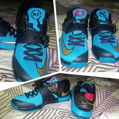 meet 47b12 84381 A first look at this years N7 Nike Kevin Durant shoe. Sports Shoes,  Basketball