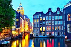 Amsterdam | 26 Remarkable Places For Solo Travel Loved Amsterdam .. wouldn't mind going back even on my own