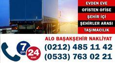 Başakşehir Evden Eve Nakliyat (0212) 485 11 42