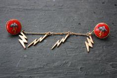 lightning sweater clips
