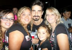 Meeting Kevin at the After Party 2013 #backstreetboys