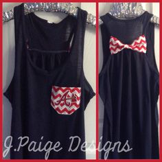 Atlanta Braves Tank Top $25 J.Paige Designs To Order- email at jpaigedesigns13@gmail.com