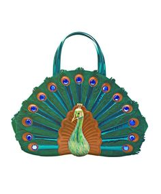 8113d01d3393 BRACCIALINI il pavone - via  Kenny Milano Peacock Colors