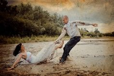 41 Best Trash The Dress Photos Images Wedding Photography