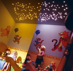 SS112 Star Ceiling Kit Star Ceiling, Fibre, Interior Lighting, Kids Room, Child Room, Cabin, Room Kids, Kids Rooms Decor, Kid Rooms