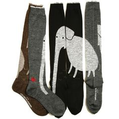 Have you seen anything cuter than this? Dying! The most amazing socks I've seen recently.
