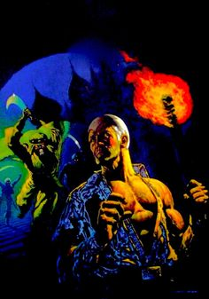 DOC SAVAGE, GHOST PIRATES FROM THE BEYOND, by Ken Barr