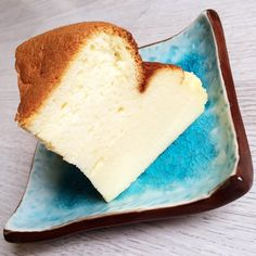 Un cheesecake japonais – fulguropain Arabian Food, Beignets, Flan, Asian Recipes, Vanilla Cake, Biscuits, Zucchini, Brunch, Food And Drink