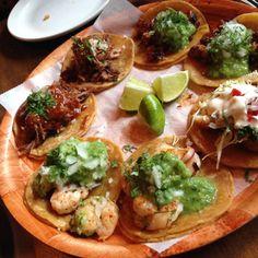 Tacos @ Don Pisto's, Sf
