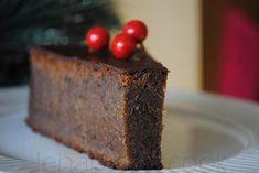 "Guyanese Blackcake! I am not Guyanese, but I NEED black cake at Christmas time. You will never poke fun at ""fruitcake"" again.*****"