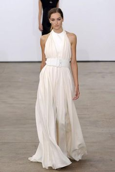 Beautiful shots from Derek Lam's spring collection