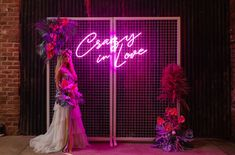 We're loving the feminine + whimsical wedding inspiration in today's editorial with pops of iridescent details and rainbow pastel colors! Wedding Show, Wedding Signs, Our Wedding, Floral Wedding, Wedding Colors, Whimsical Wedding Inspiration, Pink Bomber, Wedding Dress Boutiques, Pink Drinks