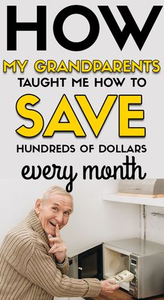 20 Old Fashioned Ways To Save Money That'll Help You Save A Ton of Cash - Forever Free By Any Means - Finance tips, saving money, budgeting planner Save Money On Groceries, Ways To Save Money, Money Tips, Money Saving Tips, Money Budget, Managing Money, Money Hacks, Frugal Living Tips, Frugal Tips