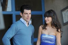 """Incidentally, I'm wearing my lap dance pants."" (New Girl - ""The Story Of The 50"")"