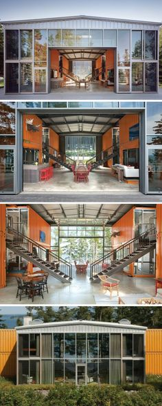 12 Container Home