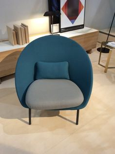 Fauteuil Twins by Studio Mut Design - Expormim