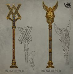 ArtStation - Warhammer Online(2009), ji zhang Warhammer Online, Dwarf Costume, Fb Games, Weapon Concept Art, Dark Elf, Warhammer Fantasy, Fantasy Weapons, Reference Images, Elves
