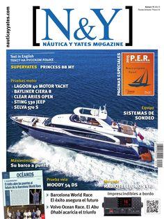 N&Y #Náutica y #Yates Magazine 19. Barcelona World Race. El éxito asegura el futuro. Volvo Ocean Race. El Abu Dhabi acaricia el triunfo.