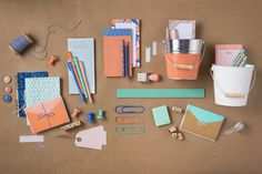 Made for retail inc.  the creators of adorbable stationery goodies from Targets $1 spot!!